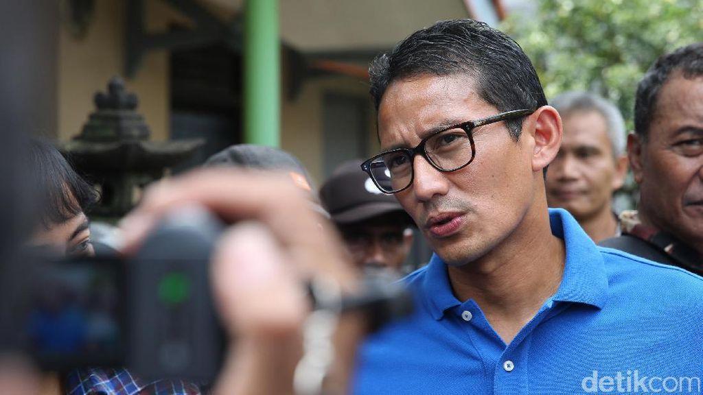 Sandiaga: Jakarta Smart City Sekarang Hanya Bisa Melaporkan