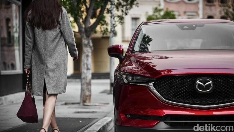 Setelah Lebaran, Mazda Luncurkan CX-5 Terbaru