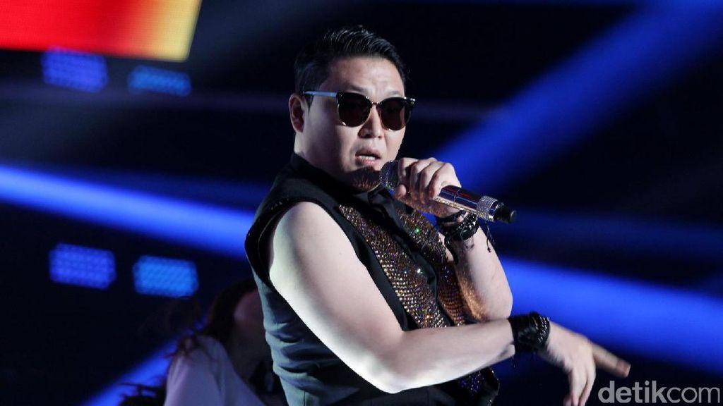 PSY Jadi Artis Asia Pertama dengan 10 Juta Subscriber di YouTube