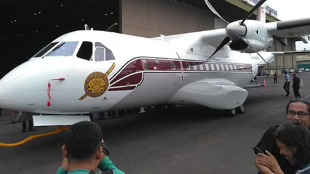 Nepal Beli Pesawat Militer Made in Bandung