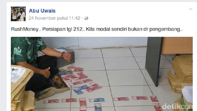 Jadi Tersangka Rush Money, Begini Tingkah Abu Uwais Pamer Uang SPP Siswa