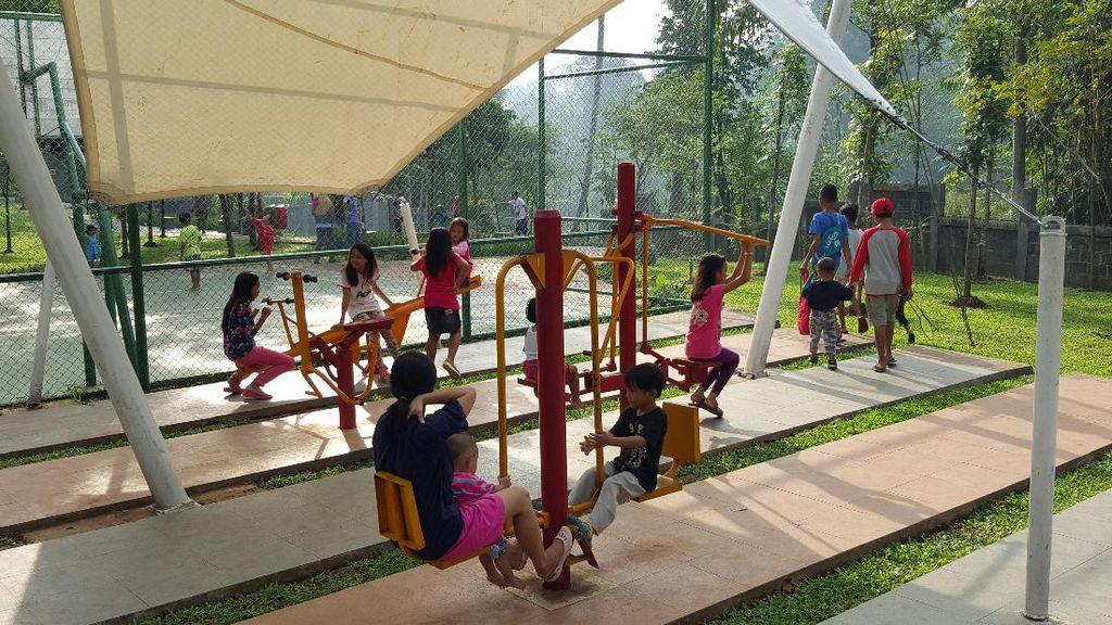 Mumpung Weekend, Yuk Olahraga di 4 Taman Jakarta Selatan Ini