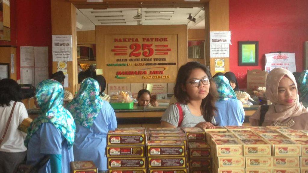Video Ini Bukti Asyiknya Belanja Oleh-oleh di Yogyakarta