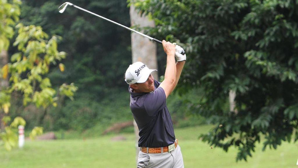 John Catlin Juara Combiphar Golf Invitational