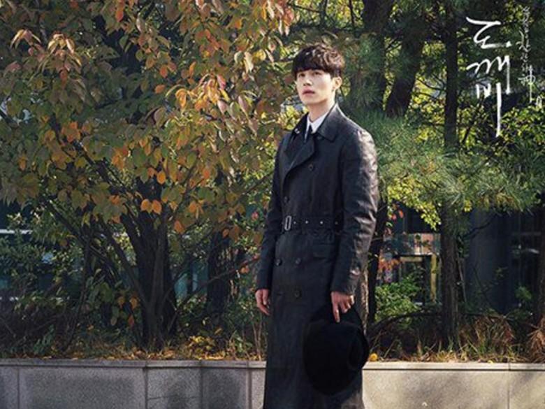 Lee Dong Wook Lelah Beradegan Ciuman dengan Yoo In Na di Goblin