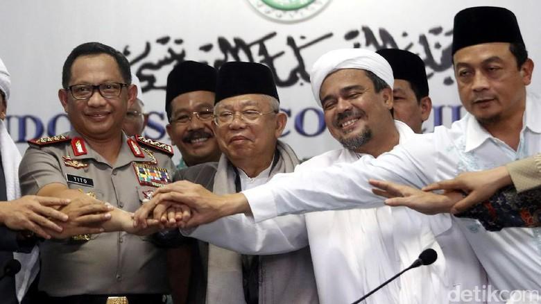 Ini 5 Poin Kesepakatan GNPF-MUI dan Polri Soal Aksi Bela Islam Jilid 3