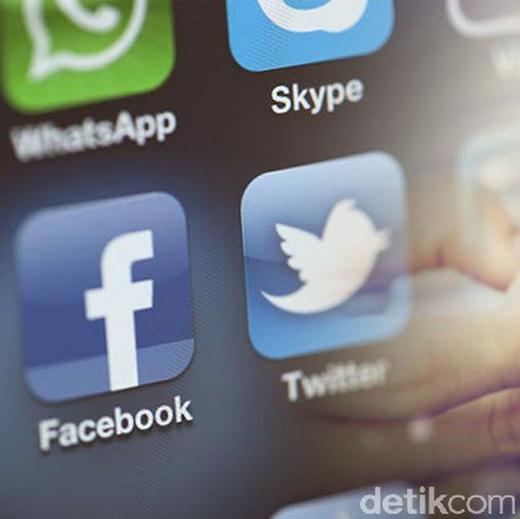 Anak Muda Lebih Sering Mengumbar Privasi di Media Sosial