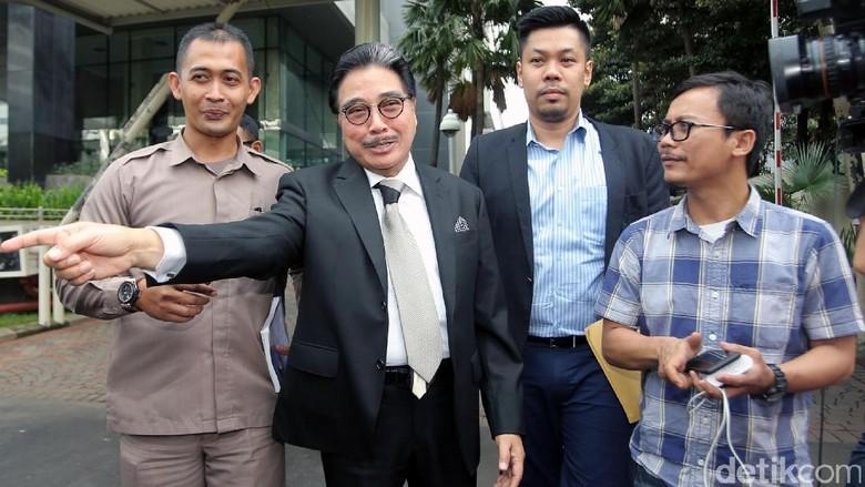 Hotma Sitompul Serahkan Honor dari Kemendagri USD 400 ribu ke KPK