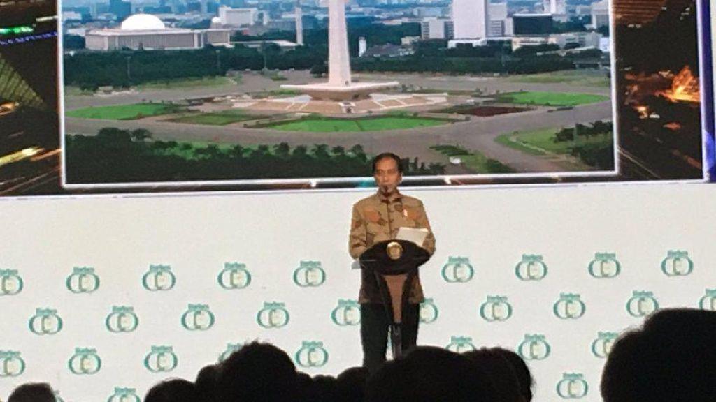 Temui 400 CEO Besar Dunia, Jokowi: Saya Juga CEO