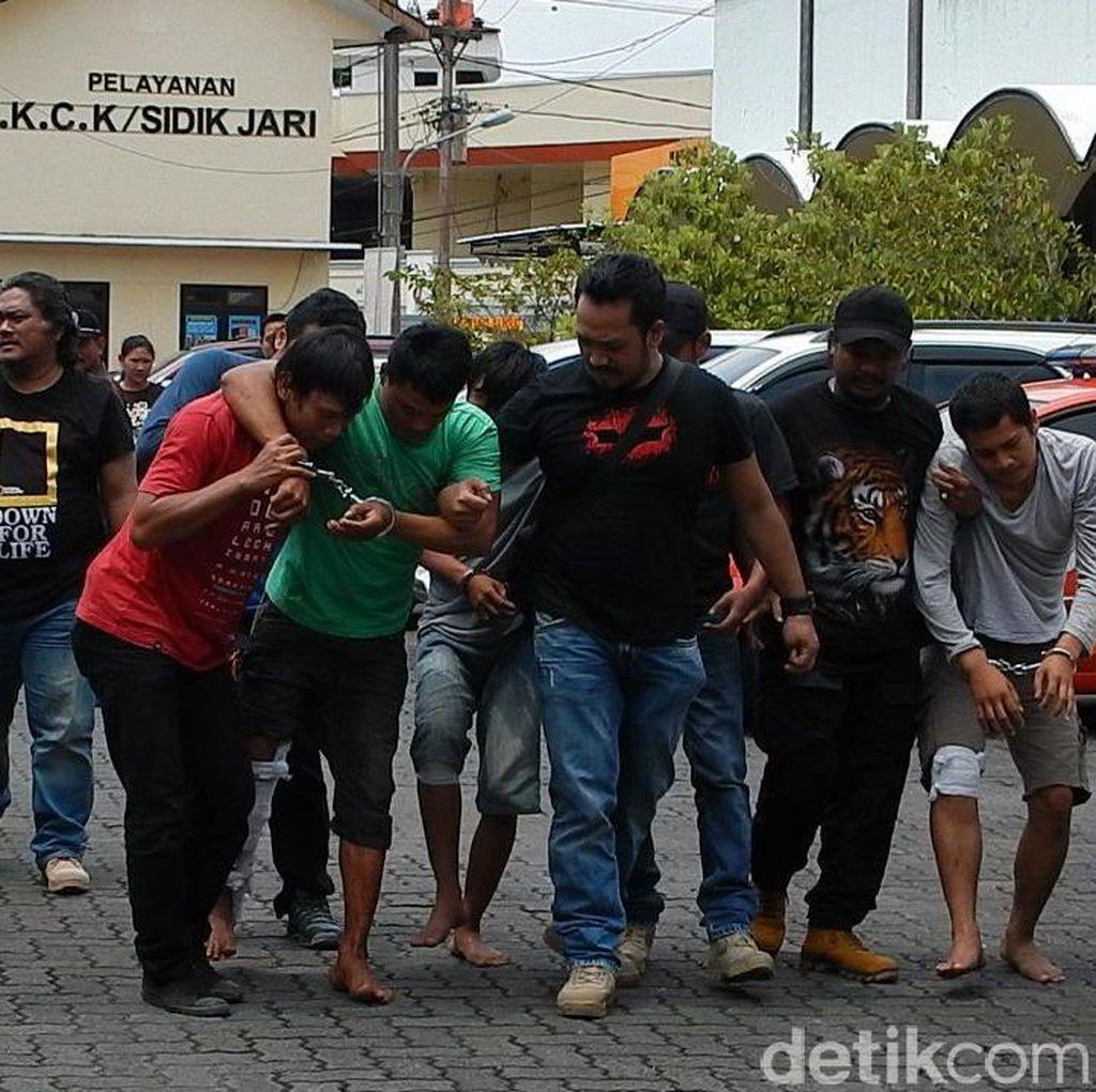 Betet Si Pencuri 500 Motor di Semarang Akhirnya Tertangkap Polisi
