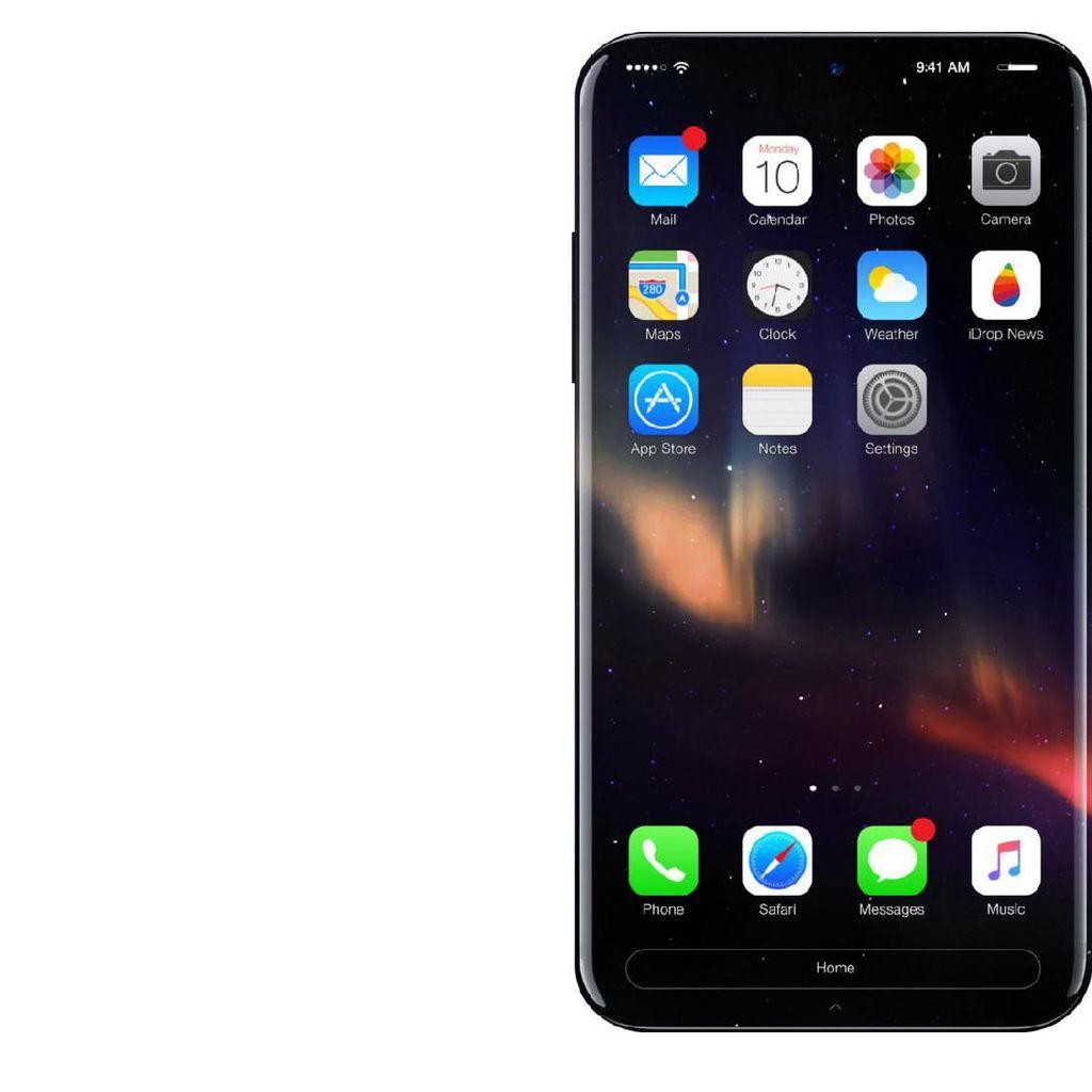 iPhone 8 Masih Pede Pakai Layar Datar