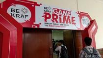 Bekraf Game Prime 2017: Tiga Hari, Dua Konsep