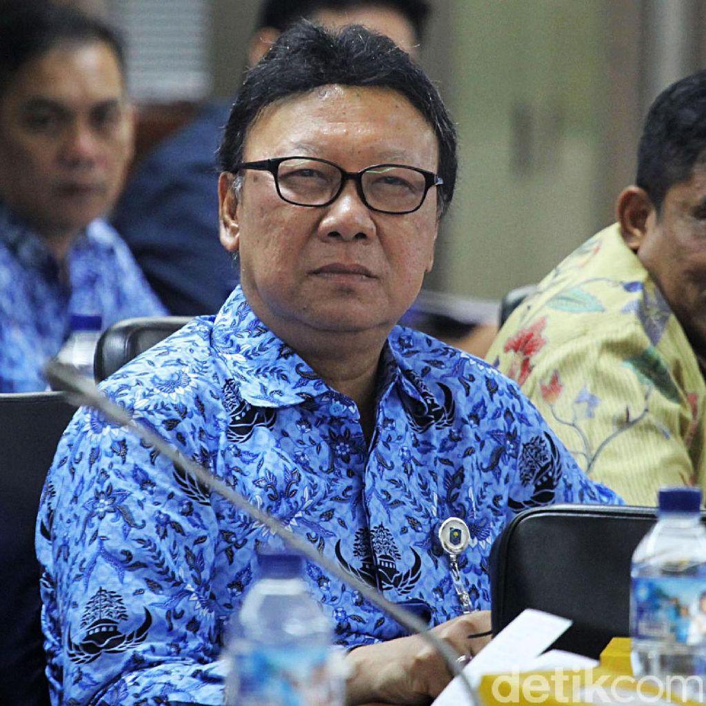 Koordinasi dengan KPK, Mendagri Ingin Perkuat Inspektorat Daerah