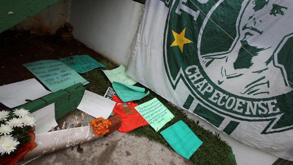 Klub-Klub Top Brasil Tawarkan Bantuan untuk Chapecoense