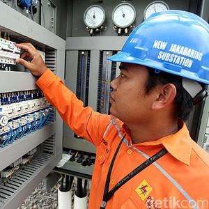 Biaya Produksi Listrik Turun Jadi Rp 983/kWh