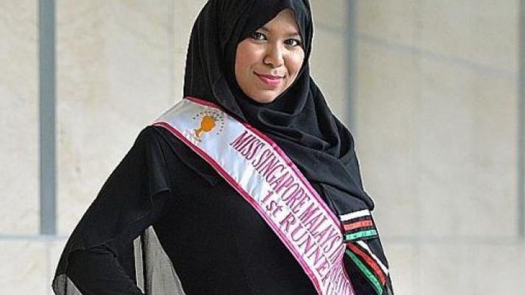 Pernah Di-bully Saat Remaja, Hijabers Singapura Berprestasi di Kontes Kecantikan