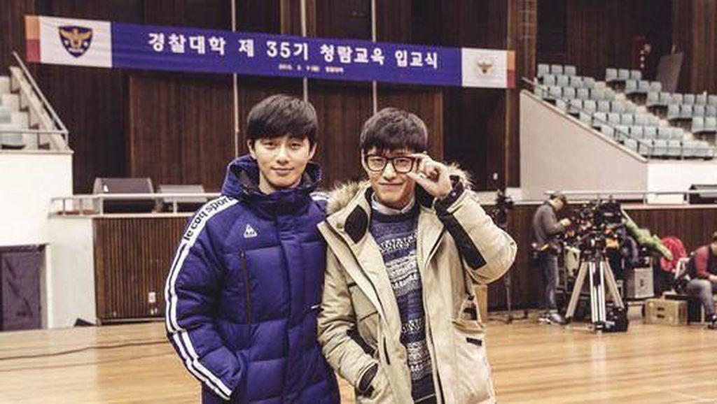 Kang Ha Neul dan Park Seo Joon Terlibat di Proyek Film Baru