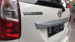 Apa Kabar Avanza Transmover Khusus Taksi?