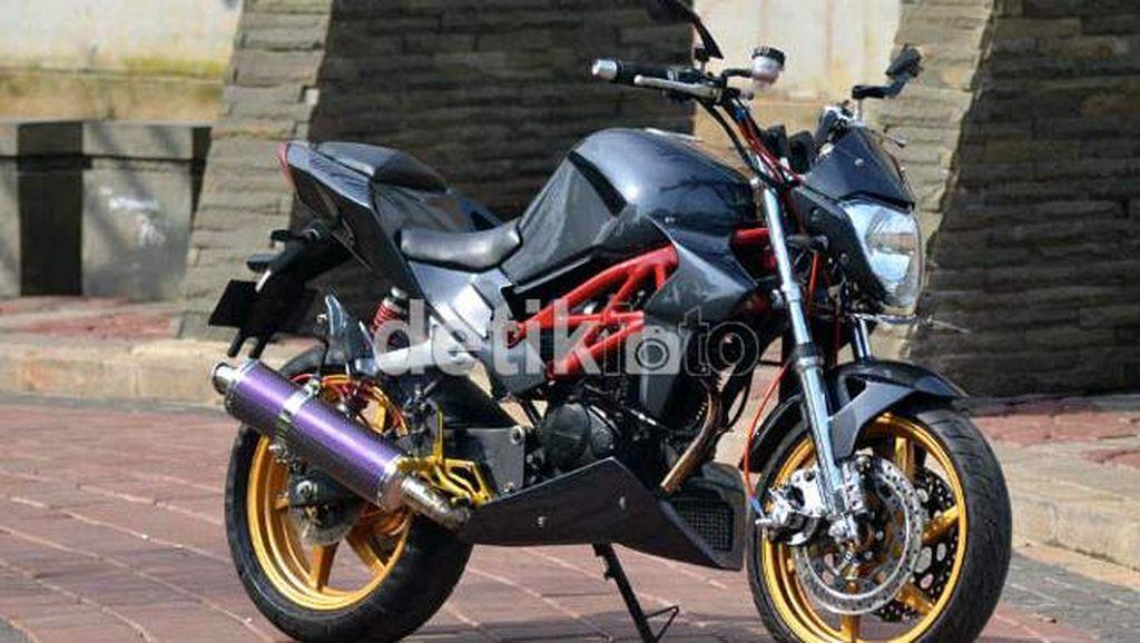 Pecinta Honda Tiger: Apa Kabar Tiger 250 cc, Honda?
