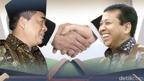 Gonta Ganti Ketua DPR dalam Setahun