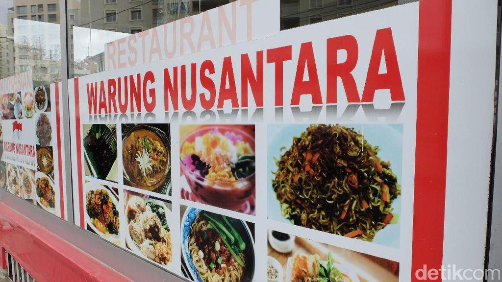 Warung Makan Asli Indonesia di Istanbul