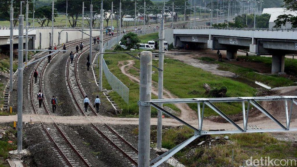 Beroperasi Juli 2017, KA Bandara Soetta Berangkat dari Stasiun Sudirman