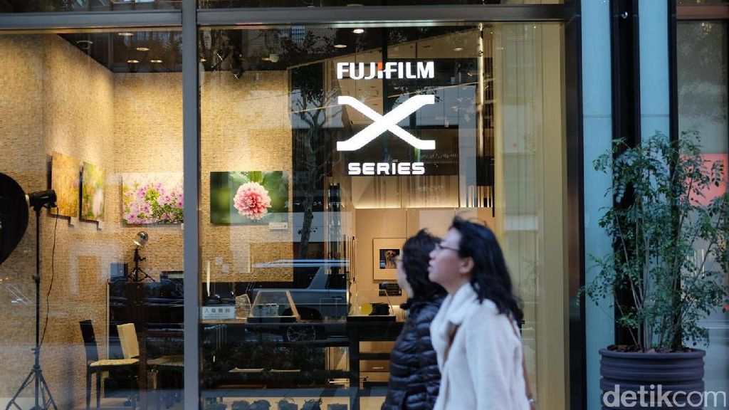 Deretan Kamera dan Foto Legendaris Fujifilm