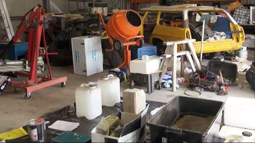 Kian Marak Permintaan Pembersihan Bekas Pabrik Narkoba di Australia