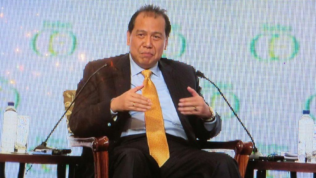 CT Bicara Soal Jokowi Gencar Bangun Infrastruktur