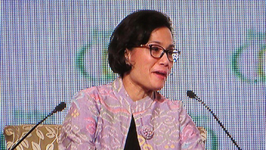 Sri Mulyani Optimistis Ekonomi RI Stabil di Tengah Gejolak Dunia