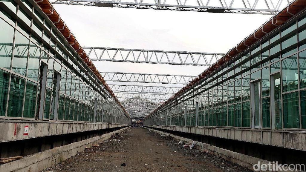 Lahan Proyek Kereta Bandara Soekarno-Hatta Sudah 100% Bebas