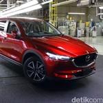 Mazda Mulai Tes CX-5 Versi 7 Penumpang