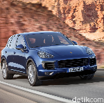 Porsche Cayenne Tak Lulus Uji Emisi