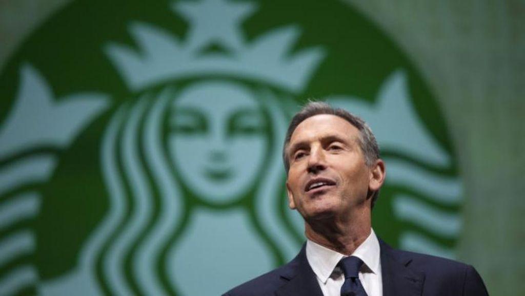 Starbucks Mau Rekrut 10.000 Pengungsi Setelah Larangan Trump