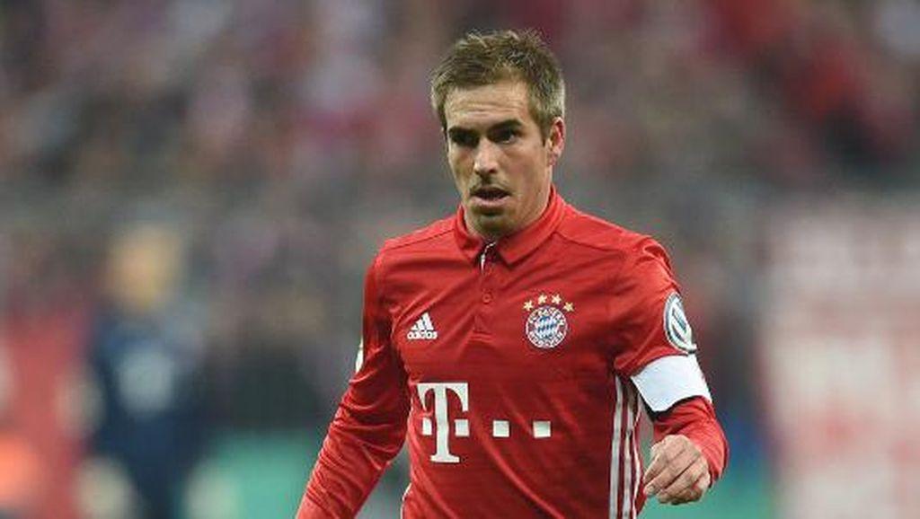Lahm Sudah Jalani 500 Pertandingan untuk Bayern
