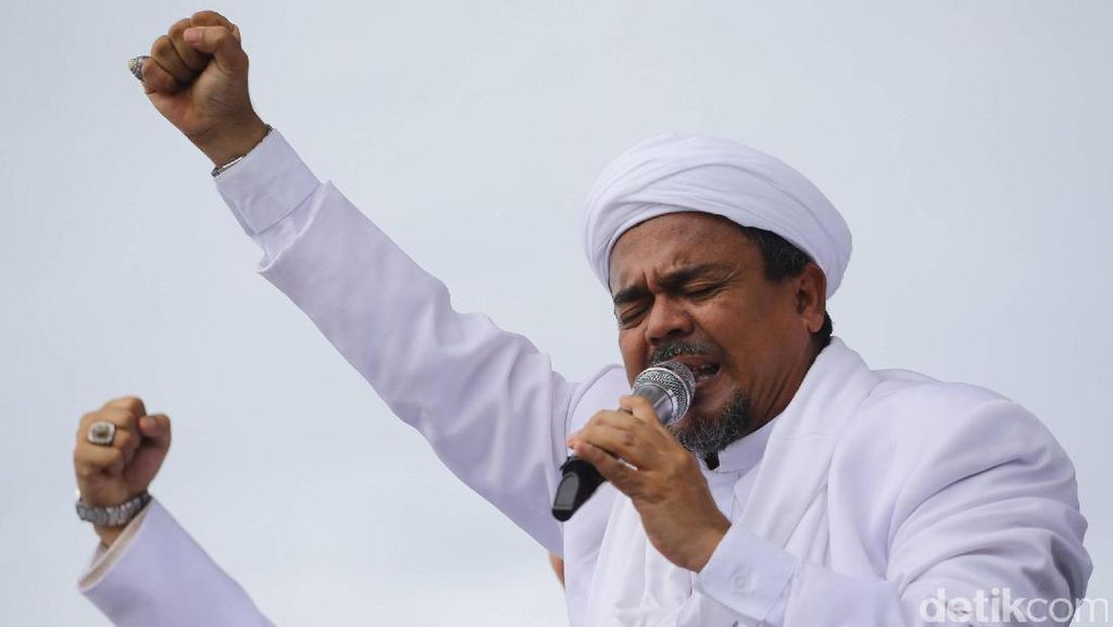 11 Februari, Habib Rizieq Gelar Doa Bersama Jelang Pilkada