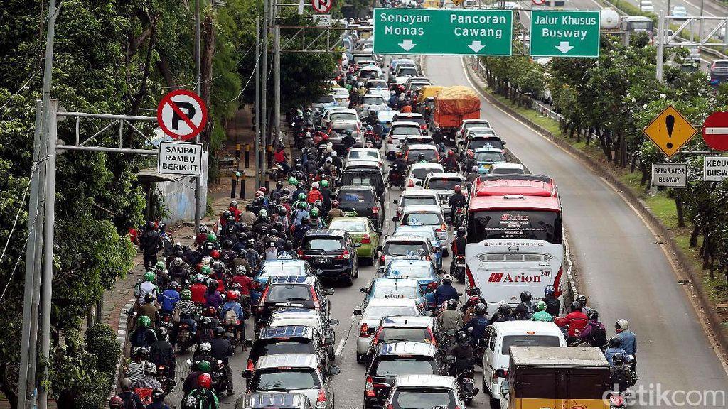 Polisi: Kita Tidak Bisa Larang Jualan Motor