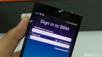BBM Versi Anyar Punya Chatbot
