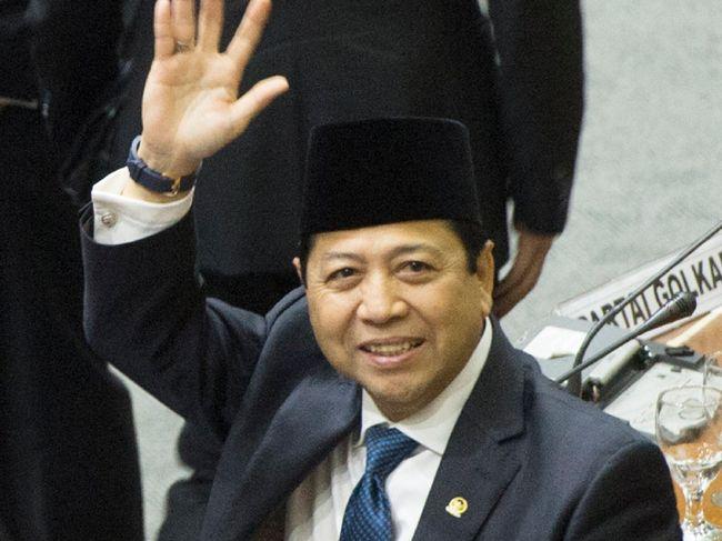 SILO KPK Berharap Novanto Penuhi Panggilan Keduanya Besok