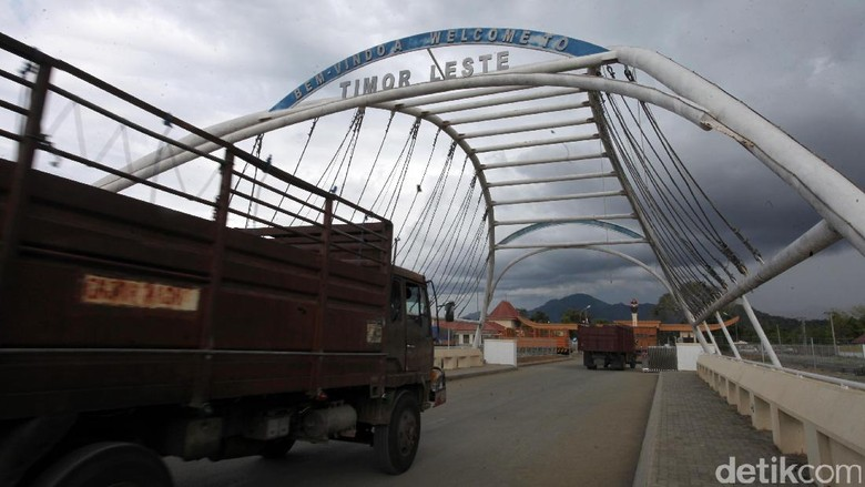 Melihat Perbatasan Timor Leste
