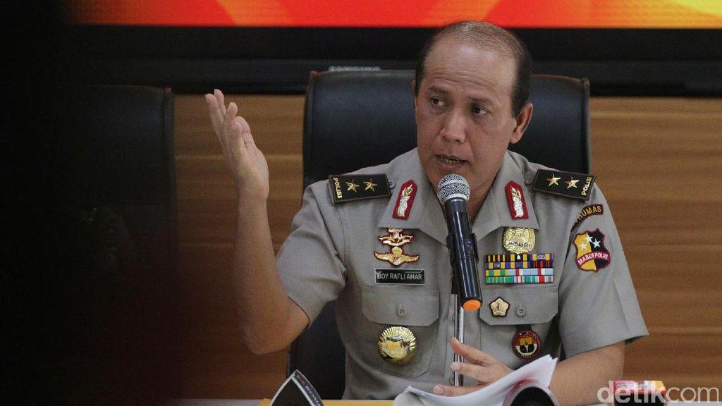 Ini Peran 8 Terduga Teroris yang Ditangkap di Banten dan Jabar