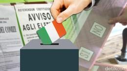 Referendum Italia Dinilai Tak Pengaruhi Kondisi Global