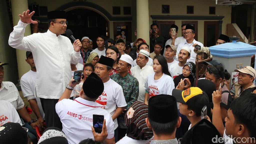 Diserang Netizen, Anies Baswedan Manggut-manggut