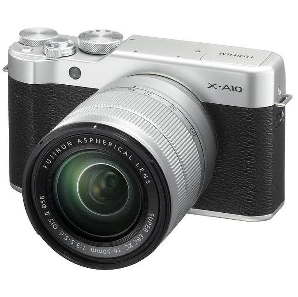 Ini Dia Kamera Mirrorless Termurah Fujifilm