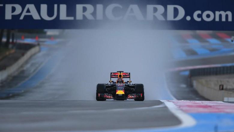 Mulai 2018, Prancis Kembali Gelar Balapan F1