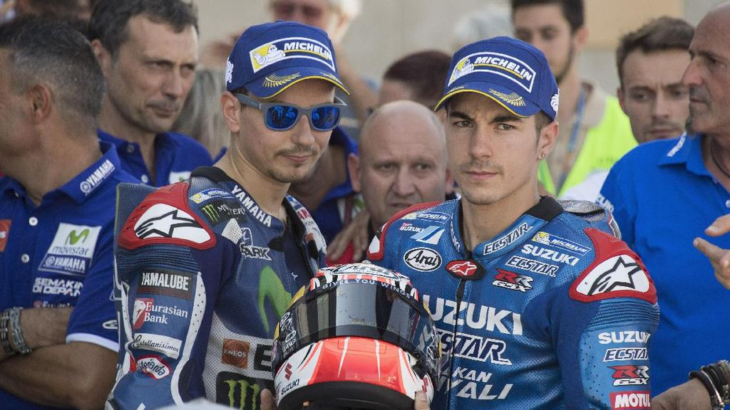 Kata Rossi tentang Lorenzo dan Vinales