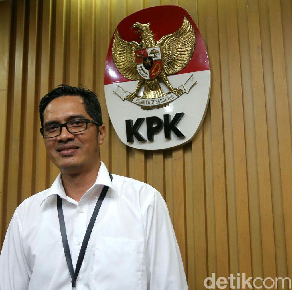KPK Tahan 3 Tersangka Pengadaan Pupuk Urea Jateng