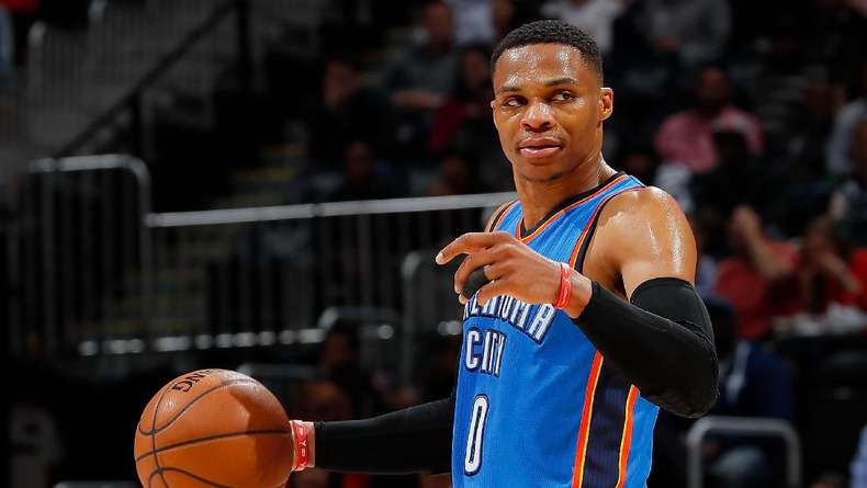 Westbrook Bikin Rekor Triple-double, Thunder Pastikan Tiket Playoff
