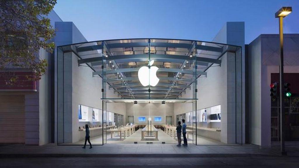 10 Remaja Rampok Apple Store