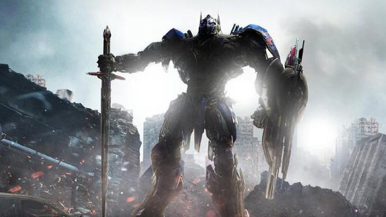 Perempuan Pemberani Hingga Aksi Dinobot di Trailer Terbaru Transformers 5
